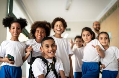 A construção coletiva de uma escola inclusiva